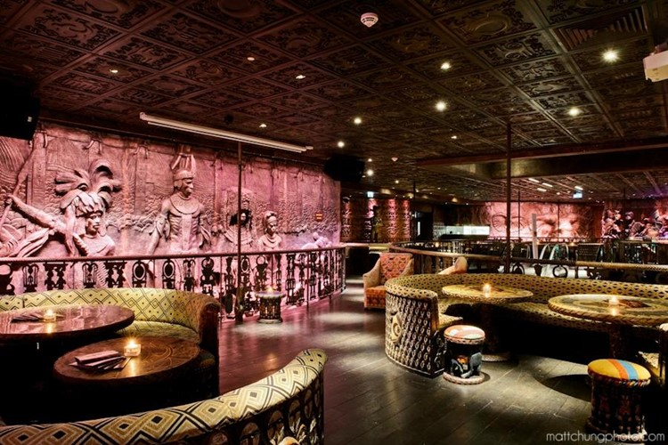 Party at Shaka Zulu VIP nightclub in London. Find promoters for guest list in Clubbable