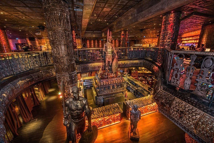 Shaka Zulu nightclub London