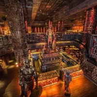 Shaka Zulu in London 27 May 2018