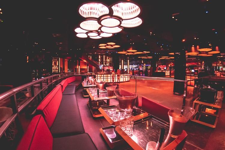 Shoko nightclub Barcelona