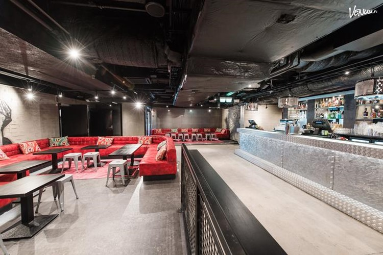 Party at Skohan VIP nightclub in Helsinki. Find promoters for guest list in Clubbable