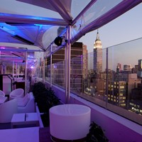 Sky Room nightclub New York