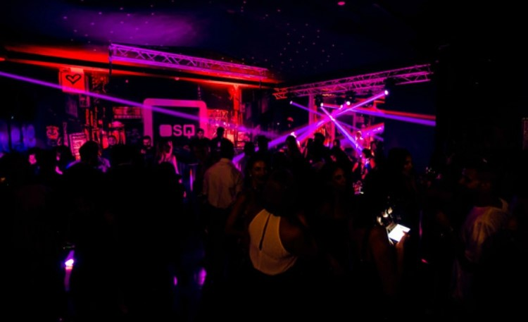 Party at Square DxB VIP nightclub in Dubai. Find promoters for guest list in Clubbable