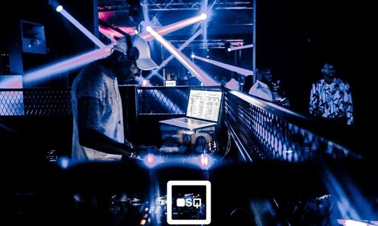Square DxB nightclub Dubai