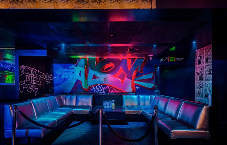 Party at Station 1640 VIP nightclub in Los Angeles. Find promoters for guest list in Clubbable