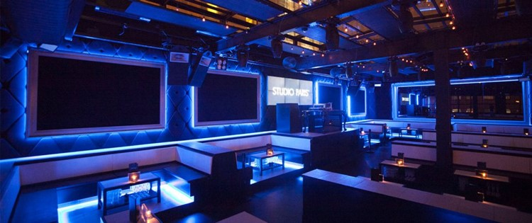 Party at Studio Paris VIP nightclub in Chicago. Find promoters for guest list in Clubbable
