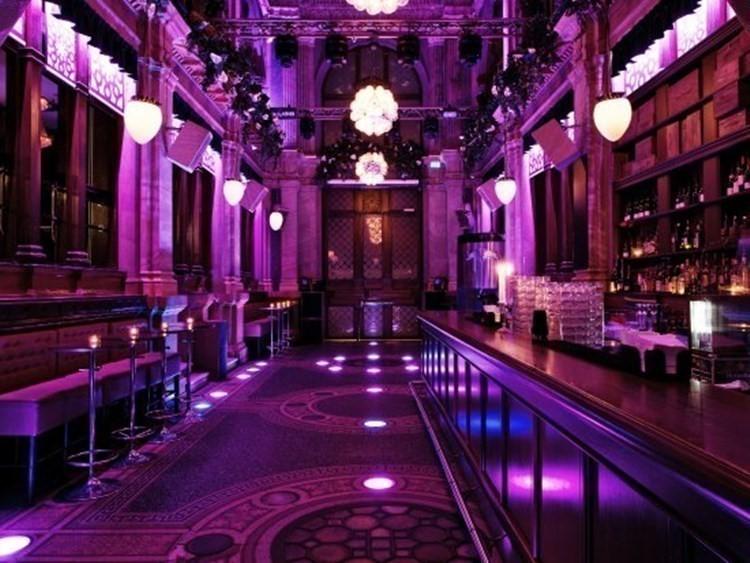 Sturecompagniet nightclub Stockholm