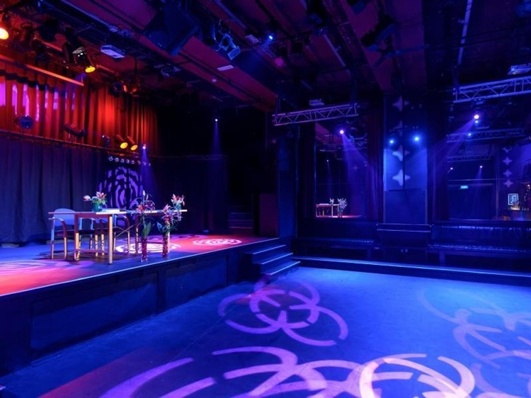 Party at Sugar Factory VIP nightclub in Amsterdam. Find promoters for guest list in Clubbable
