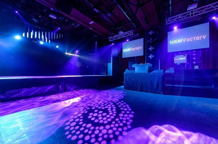 Sugar Factory nightclub Amsterdam