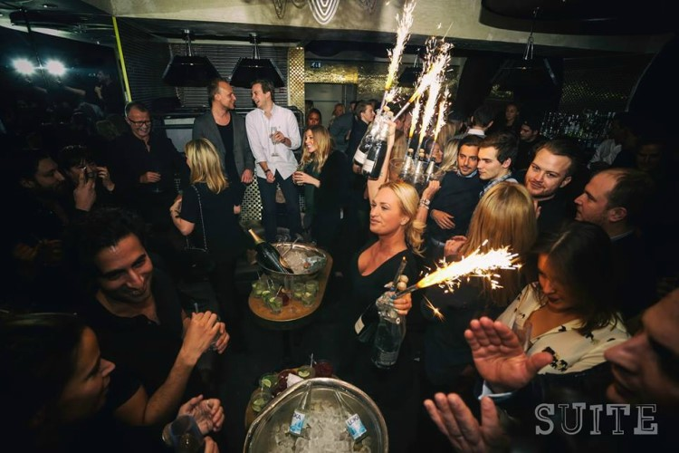 Party at Suite VIP nightclub in Stockholm. Find promoters for guest list in Clubbable