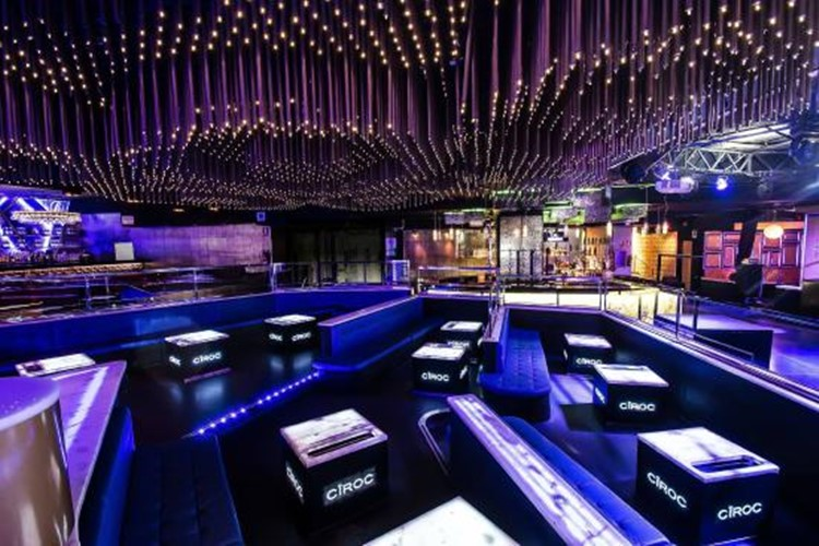 Party at Sutton VIP nightclub in Barcelona. Find promoters for guest list in Clubbable