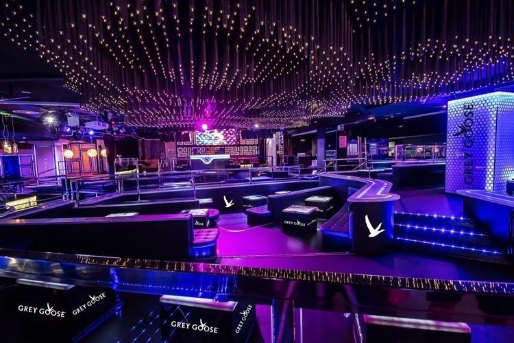 Sutton nightclub Barcelona