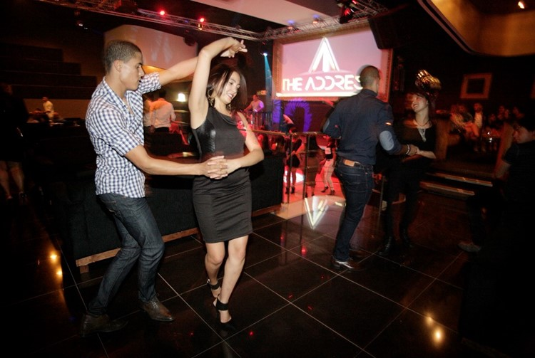 The Adress Club nightclub Cape Town party