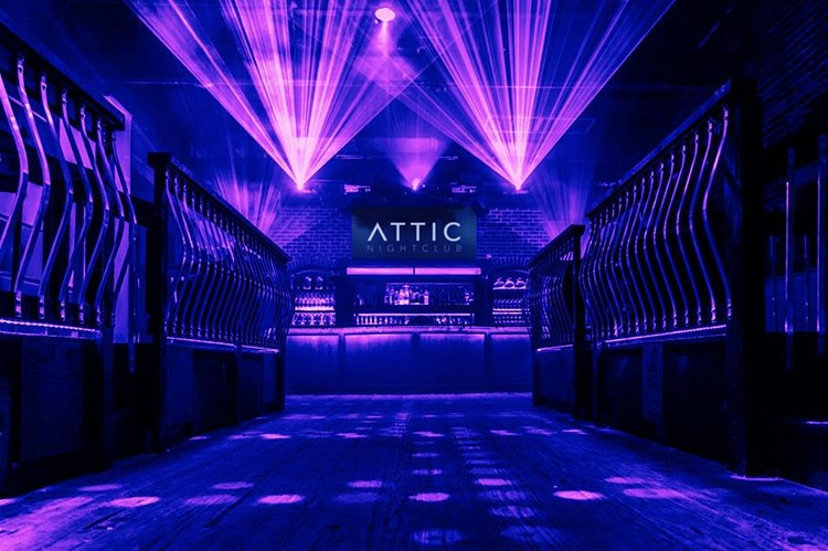 The Attic Orlando Guest List Table Bookings