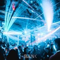 The Bank nightclub Belgrade