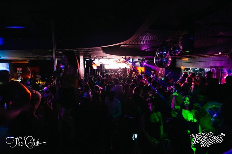 The Club nightclub Oslo