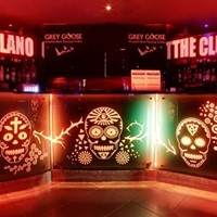 The Club nightclub Milan