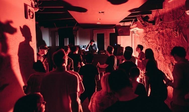 The Council nightclub Singapore