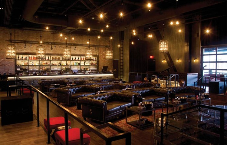 Party at The Sayers Club VIP nightclub in Los Angeles. Find promoters for guest list in Clubbable