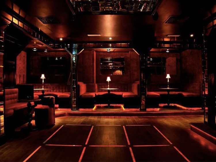 The Scotch of St James nightclub London