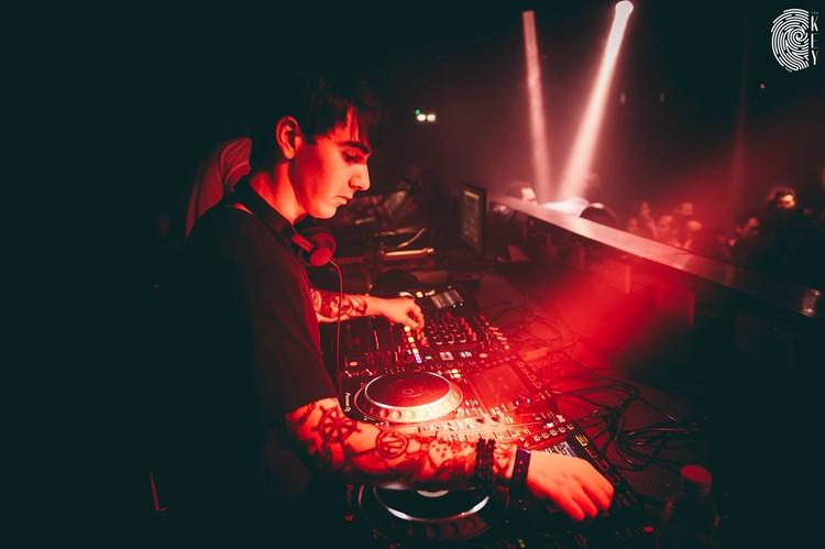 Party at The key VIP nightclub in Paris