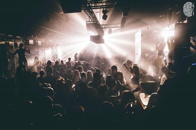 The key nightclub Paris