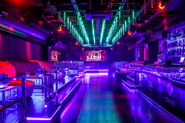 Party at Tibu VIP nightclub in Marbella. Find promoters for guest list in Clubbable