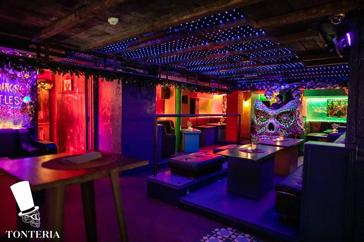 Tonteria nightclub London