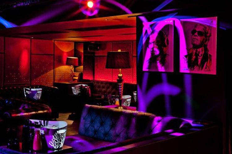 Toy Room nightclub Dubai club view