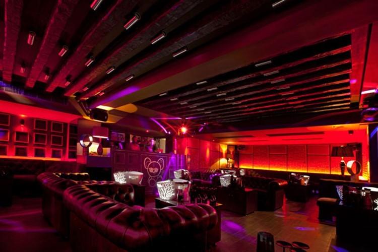 Toy Room nightclub Dubai