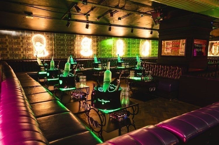 Toy Room nightclub London