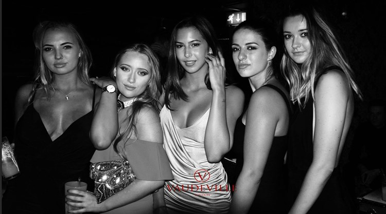 Party at Vaudeville VIP nightclub in London. Find promoters for guest list in Clubbable