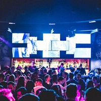 Vibe Room nightclub Milan