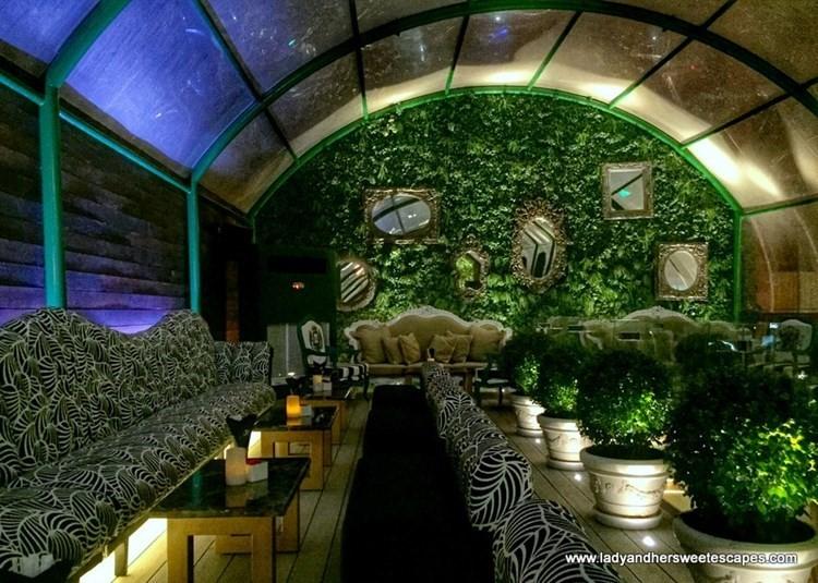 Vii nightclub Dubai