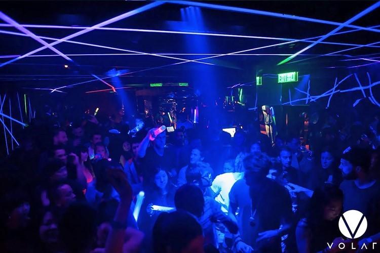 Volar nightclub Hong Kong