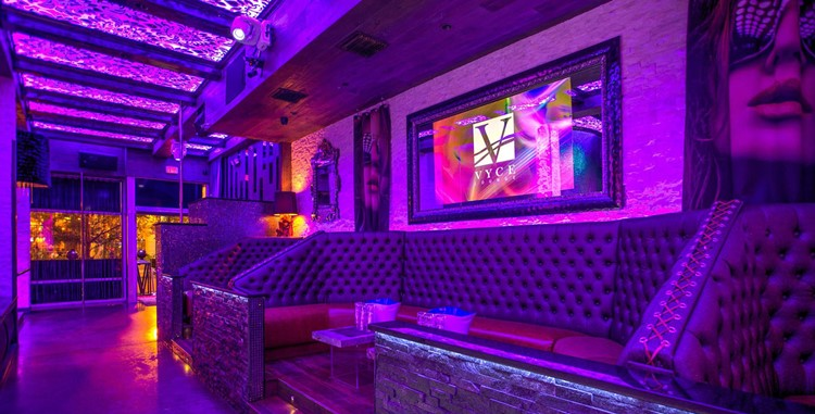 Vyce Lounge nightclub Orlando