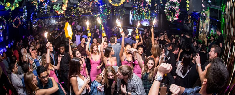 Party at Wall Lounge VIP nightclub in Miami. Find promoters for guest list in Clubbable