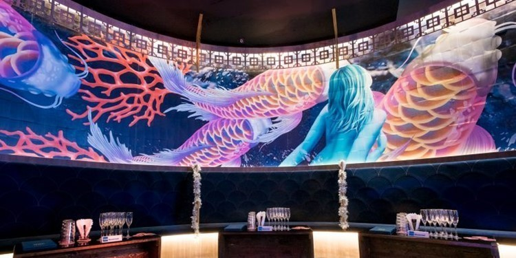 Wan nightclub Singapore