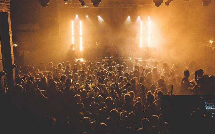 WesterUnie nightclub Amsterdam