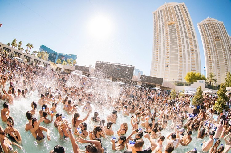 Wet-Republic-Las Vegas
