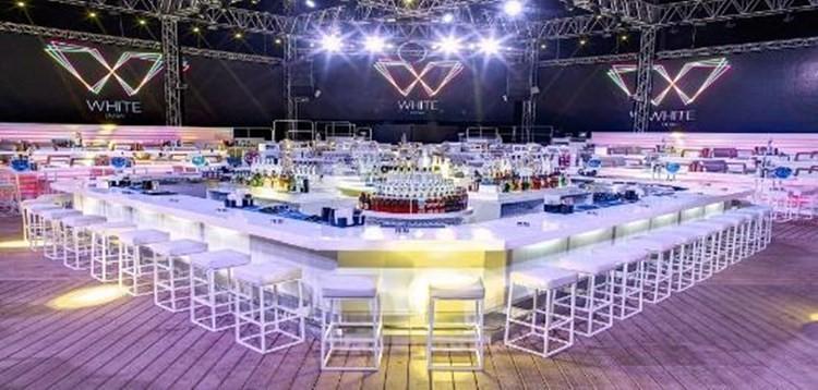 White Club nightclub Dubai