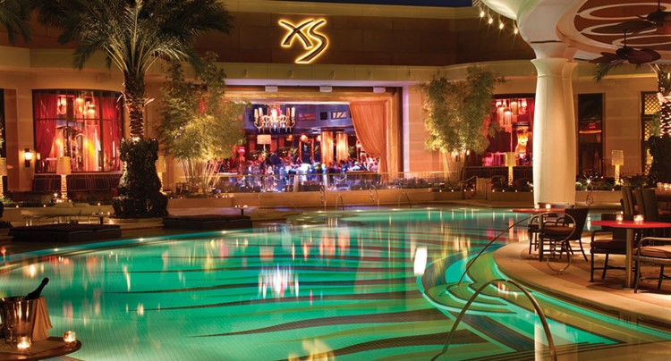 Party at XS VIP nightclub in Las Vegas. Find promoters for guest list in Clubbable