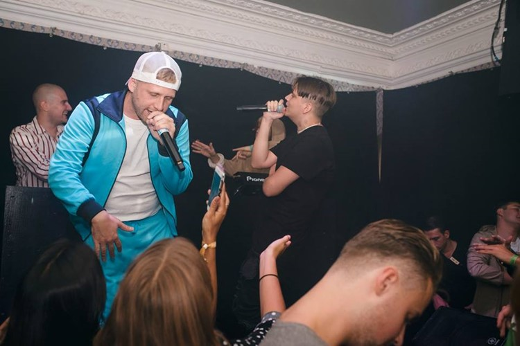 Yaki Da club nightclub Gothenburg party singer rapper concert