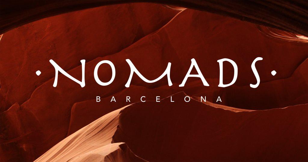 Nomads Pres: Oceanvs Orientalis, Jade Rolt  at Bikini in Barcelona 15 Dec 2018