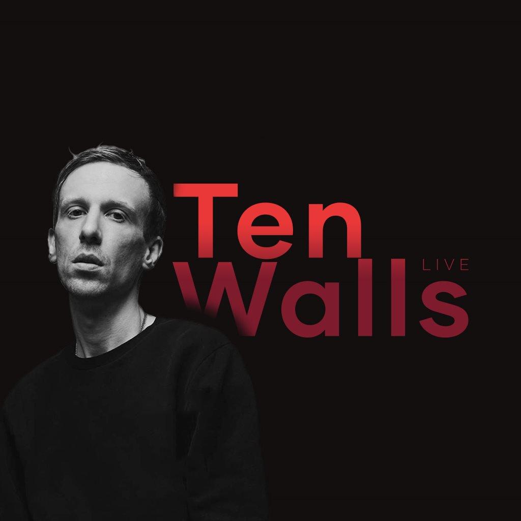 Ten Walls Live - Live Lisboa  at Ministerium in Lisbon 19 Jan 2019
