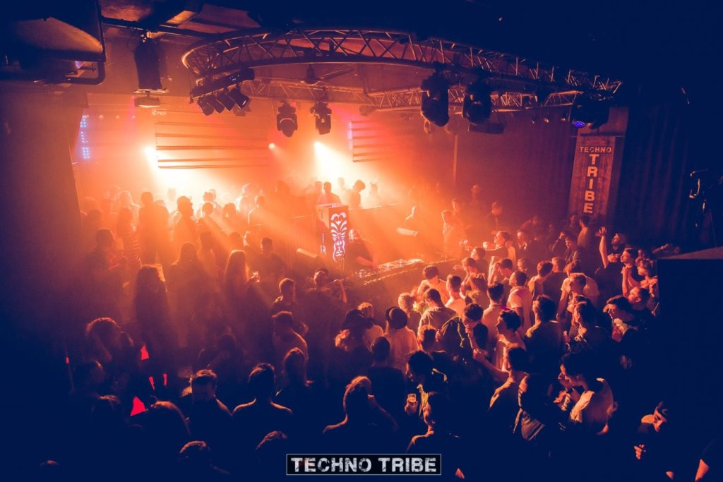 Techno Tribe with Esther Duijn a.o  at Sugar Factory in Amsterdam 18 Dec 2018
